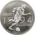 50 центов 1994 США Чемпионат мира по футболу, UNC