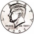 Half Dollar 2006 USA Kennedy mint mark D