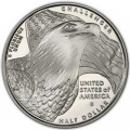 Half Dollar 2008 USA Weißkopfseeadler Proof