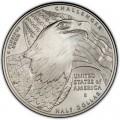 50 центов 2008 США Белоголовый орлан UNC