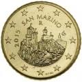 50 центов 2015 Сан-Марино, UNC