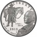 Half Dollar 2015 USA Marshals-Service Proof