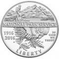 Half Dollar 2016 USA Nationalpark Service Proof