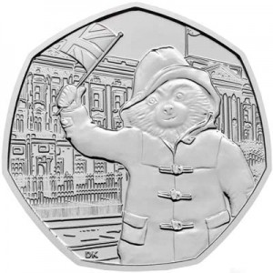 50 pence 2018 United Kingdom Paddington at Buckingham Palace