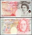 50 Pounds 2006 Bank of England Banknote XF