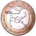 500 толаров 2002 Словения Чемпионат мира по футболу 2002