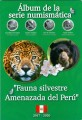 Album for coins 1 sol of Peru series Vanishing wildlife of Peru (Spanish)