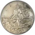 50 центов 1992 США 500-летие путешествия Колумба, UNC