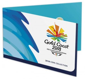 Coin Set 2018 Australia, XXI Commonwealth Games, 7 coins