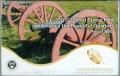 Набор 25 центов 2015 США Национальные парки (1 пластина) пруф, двор S, никель