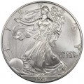 American Eagle 1997 One Ounce  Uncirculated Coin, silver