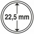 Капсула для монет 22.5 мм CoinsMoscow