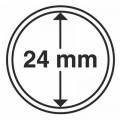 Капсула для монет 24 мм, CoinsMoscow