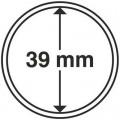 Капсула для монет 39 мм, CoinsMoscow