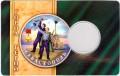 Коин-карта для монеты 2 рубля 2017 Город-герой Севастополь
