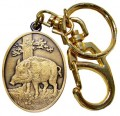 Keychain MMD Year of the Pig, Wild Boar