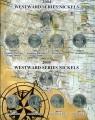 Набор 5 центов 2004-2006 США Путешествие на Запад Льюиса и Кларка в альбоме